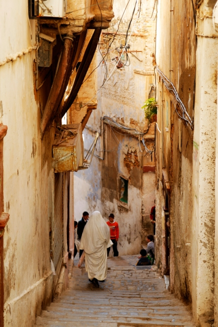 The old town of the kasbah heritage of the UNESCO