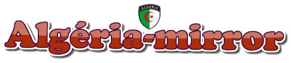 Algeria-mirror logo