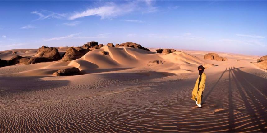 sud algerie
